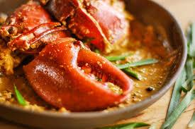 cuisiner homard vivant homard sauce au cari du cachemire impérial recette épices de cru