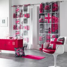 chambre pas cher londres chambre rideau londres rideau panneau x cm tour rideau
