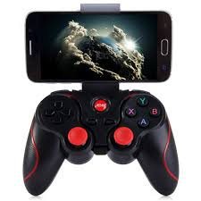 android gamepad t3 smart phone controller wireless joystick bluetooth 3 0