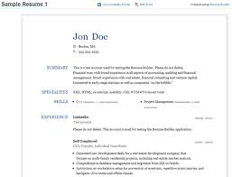 Set Up A Resume Create A Resume Resume Cv