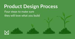 product design product design process four steps to build a product will