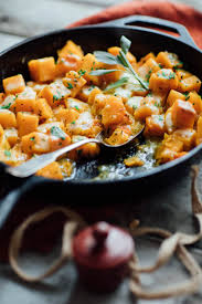 easy cheesy stove top butternut squash healthy seasonal recipes