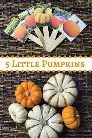 Preschool Halloween Poems The 25 Best 5 Little Pumpkins Ideas On Pinterest Five Little