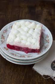 raspberry jello salad oh sweet basil