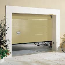 porta sezionale porta sezionale lake con pannello coibentato con snodo in