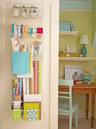 ways to store wrapping paper diy gift wrapping station apartment style the nerds