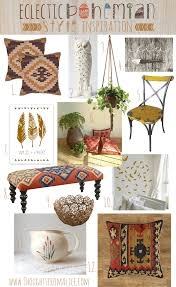 Bohemian Style Decor by Changes Around The House Embracing Your Personal Style Bohemian