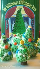 rice krispies christmas tree recipe