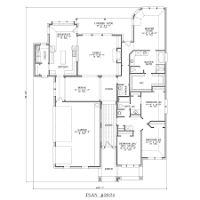 Large 1 Story House Plans 2501 3000 S F