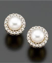 pearl earrings stud earrings stunning pearl stud earrings every girl needs a pair of