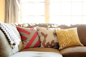 dining large sofa pillows back with couch home decor qarmazi and