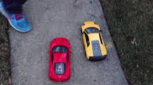 Lamborghini Murcielago 4x4 - rc ferrari 458 vs lamborghini murcielago sv youtube