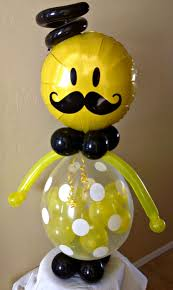 Mustache Home Decor by The Balloon Lady Tucson U0027s Premier Decorator