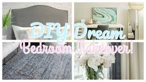 diy dream instagram bedroom makeover youtube