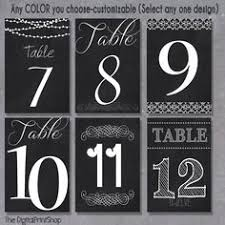 wedding table number fonts label for personalized wedding favor extra virgin olive oil lh