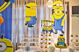 minion party minion party decoration ideas despicable tierra este 50731