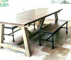 farmhouse end table plans farmhouse dining table plans farmhouse dining table plans ana white