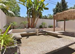 Backyard Living Ideas by Built In Patio Seating California Decor Ideas For Outdoor Living
