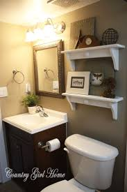 Shelves In Bathrooms Ideas by Small Bathroom Renovation With Before And After Photos Bathrooms