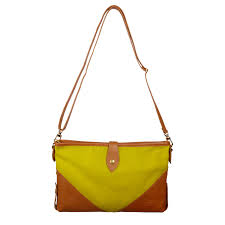 sac en toile personnalisable sac en toile et cuir hobo modèle s moutarde le site du cuir