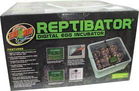 amazon com zoo med reptibator egg incubator pet habitat