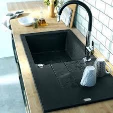 evier de cuisine noir evier vasque cuisine globr co
