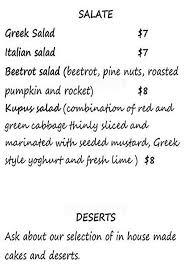 menu at riva 88 main rd restaurant prices