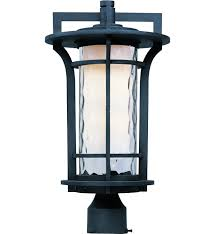 Outdoor L Post Lighting Fixtures Furniture Solar Powered Outdoor Lighting Fixtures Post Light