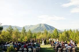 wedding venues in montana tyson rustic