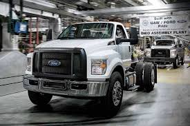 where are ford trucks made 2018 ford f 650 f 750 truck medium duty work truck ford com