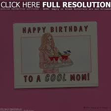 funny birthday cards for mom from daughter birthday decoration