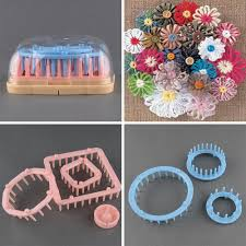 aliexpress com buy practical 9pcs lot little daisy flower loom