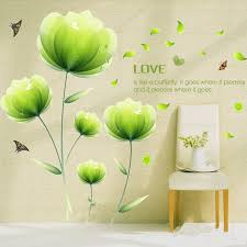 Heart Home Decor Online Buy Wholesale Green Heart Stickers From China Green Heart