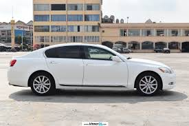 white lexus lexus gs 300 white full option 2006 in phnom penh on khmer24 com