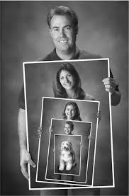 pictures of a a photo like this every year for your wedding anniversary