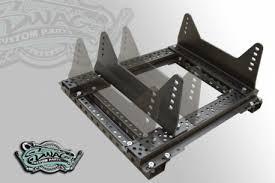 fixation siege baquet plateforme pour montage de siège baquet