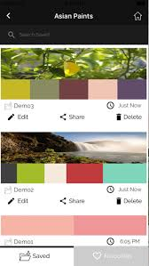 asian paints colour scheme pro on the app store