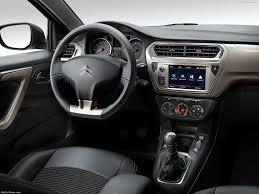 New Focus Interior Citroen C Elysee 2017 Pictures Information U0026 Specs