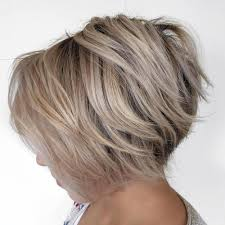 shaggy fine hair bobs 100 mind blowing short hairstyles for fine hair blonde layers