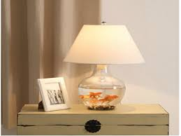 bedroom table lamps for bedroom inspirational clear glass table