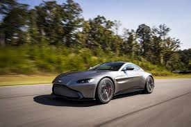 aston martin matte black 2018 aston martin vantage review top speed