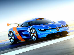 renault dezir the alpine a110 is back renault reveals first images of
