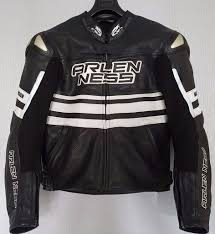 motocross leather jacket postage available arlen ness magnesium motorcycle leather jacket