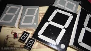 membuat jam digital led besar jual seven segment untuk jam digital besar mamaus s blog