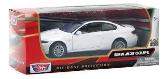 bmw model car amazon com 2008 2009 bmw m3 e92 diecast car model 1 24 white
