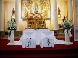 Simple Home Wedding Decoration Ideas Simple Church Decoration Ideas Home Design Great Lovely In Church
