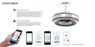 no blade ceiling fan incredible design ideas 19 small fanspaint
