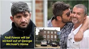 george michael u0027s family kick his ex fadi fawaz out of 5m regent u0027s