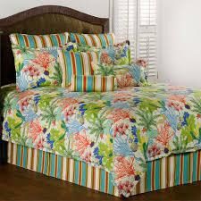 Ocean Bedspread Coastal Bedding Sets Nautical Themed Bedding Cabin Place
