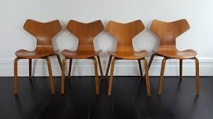 Jacobsen Chair Arne Jacobsen Chair Grandprix Chair By Arne Jacobsen For Fritz